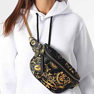 Versace Jeans Couture - Banane Femme Range Puffy Bags Noir Renaissance