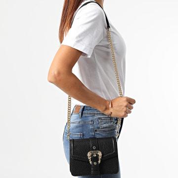 Versace Jeans Couture - Sac A Main Femme Range Couture Noir