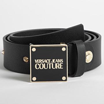 Versace Jeans Couture - Ceinture Femme 71VA6F24 Noir Doré