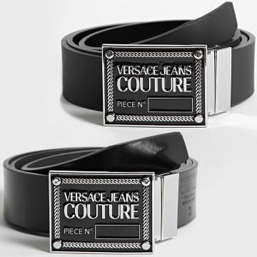 Versace Jeans Couture - Ceinture Réversible 71YA6F01 Noir