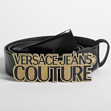 Versace Jeans Couture - Ceinture 71YA6F04 Noir Doré