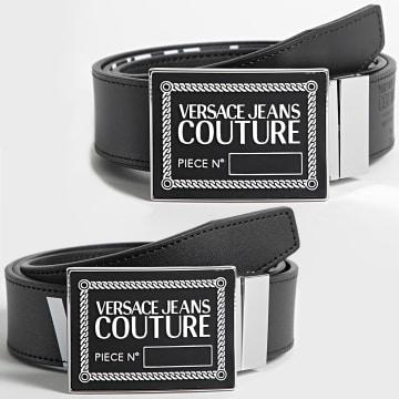 Versace Jeans Couture - Ceinture Réversible 71YA6F21 Noir