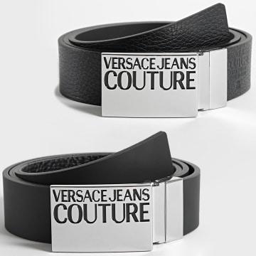 Versace Jeans Couture - Ceinture Réversible 71YA6F32 Noir