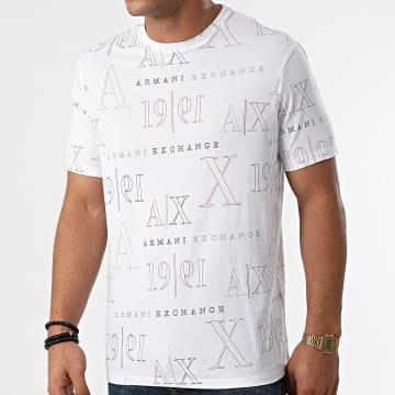 Armani Exchange - Tee Shirt 6KZTFW-ZJ1DZ Blanc