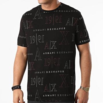 Armani Exchange - Tee Shirt 6KZTFW-ZJ1DZ Noir