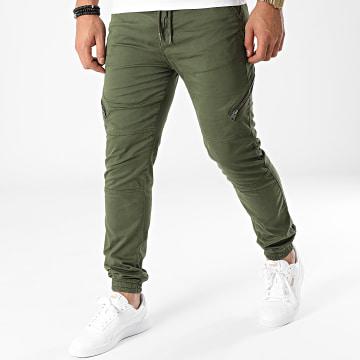 Deeluxe - Jogger Pant Dubai Vert Kaki