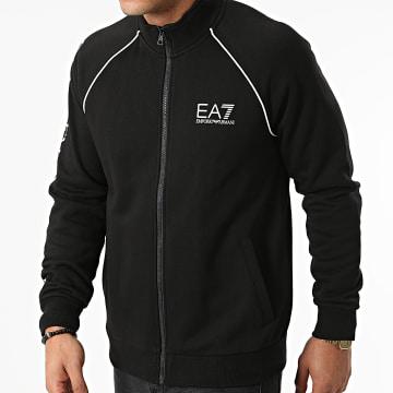 EA7 Emporio Armani - Veste Zippée 6KPM72-PJ07Z Noir