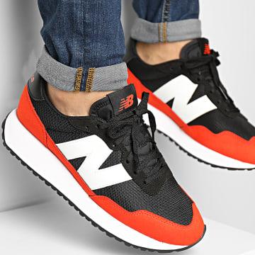 New Balance - Baskets Lifestyle 237 MS237PR1 Black Orange