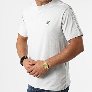 Guess - Tee Shirt A Bandes U1BA32-J1311 Gris Clair