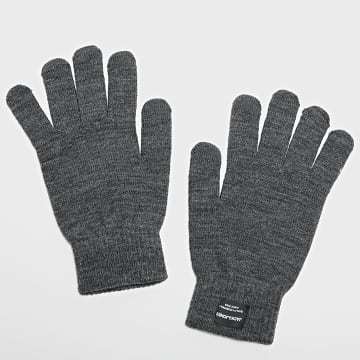 Jack And Jones - Gants Henry Gris Anthracite Chiné