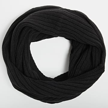 Jack And Jones - Echarpe Tube Noir