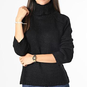 Only - Pull Femme Sandis Noir