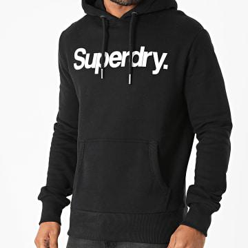 Superdry - Sweat Capuche Classic M2011884A Noir