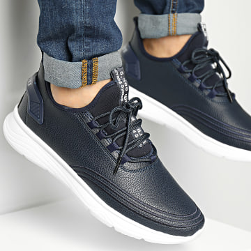 Classic Series - Baskets 103 Navy White