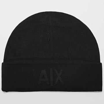 Armani Exchange - Bonnet 954661 Noir