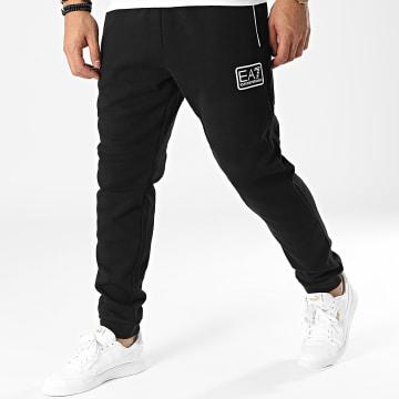 EA7 Emporio Armani - Pantalon Jogging 6KPP62-PJ07Z Noir