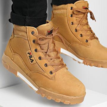 Fila - Boots Grunge II Mid 1010700 Chipmunk Marshmallow