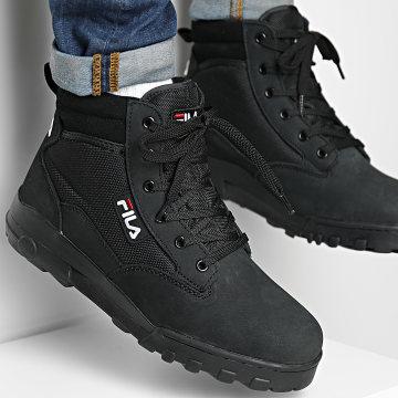 Fila - Boots Grunge II Mid 1010700 Black