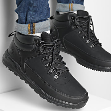 Kappa - Boots Monsi 304SHK0 Black Grey Dark