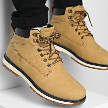 Kappa - Boots Gunter 32154PW Brown Light Brown