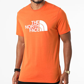 The North Face - Tee Shirt Easy A2TX3 Orange