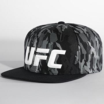 Venum - Casquette Snapback UFC Noir Gris