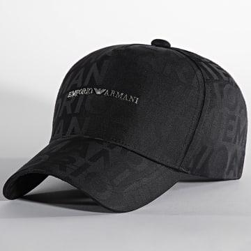 Emporio Armani - Casquette 627560-1A550 Noir