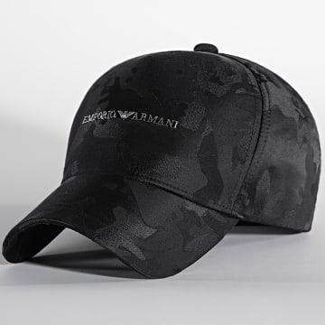 Emporio Armani - Casquette 627562-1A552 Noir