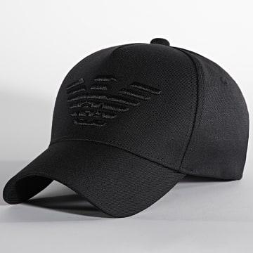 Emporio Armani - Casquette 627563-1A553 Noir