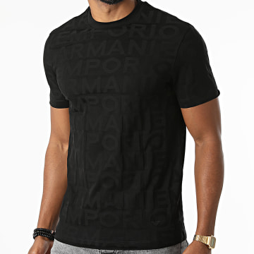 Emporio Armani - Tee Shirt 6K1T66-1JGYZ Noir