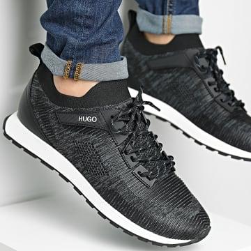 HUGO - Baskets Icelin Runner 50459836 Black