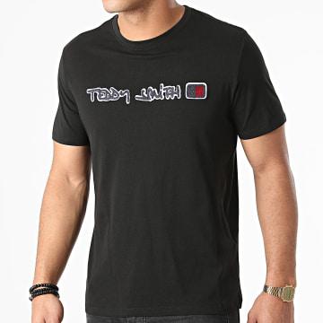 Teddy Smith - Tee Shirt Clap Noir