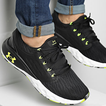 Under Armour - Baskets Charged Vantage Marble 3024734 Black