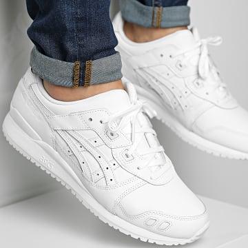 Asics - Baskets Gel Lyte III OG 1201A257 White White