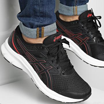 Asics - Baskets Jolt 3 1011B034 Black Electric Red
