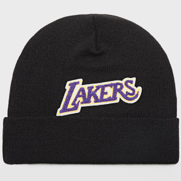 Mitchell and Ness - Bonnet Los Angeles Lakers Noir