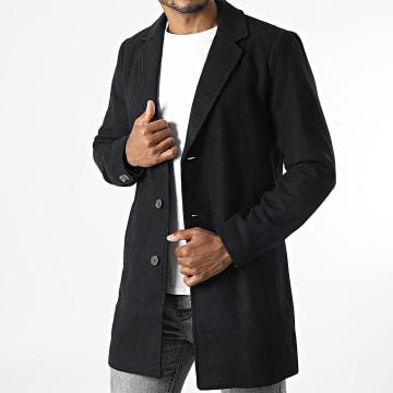 Solid - Manteau 21105918 Noir