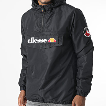 Ellesse - Veste Outdoor A Capuche Monterini SHK08149 Noir