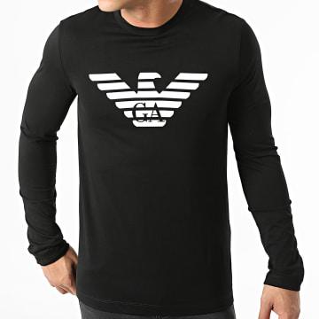 Emporio Armani - Tee Shirt Manches Longues 8N1TN8-1JPZZ Noir