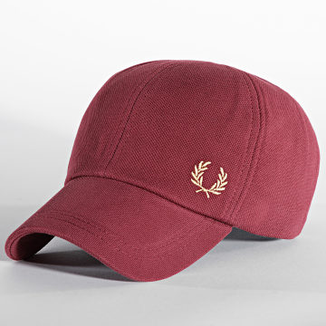 Fred Perry - Casquette HW1650 Bordeaux