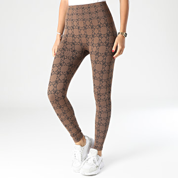 Guess - Legging Femme O1BA73-ZZ04N Camel