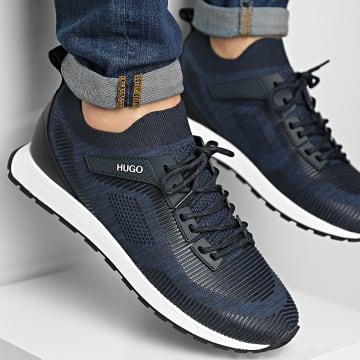 HUGO - Baskets Icelin Runner 50459836 Dark Blue