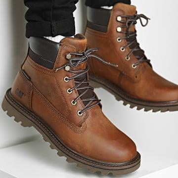 Caterpillar - Boots Deplete WP 595550 Brown