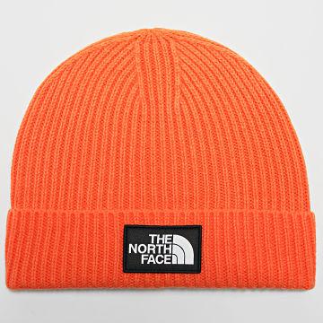 The North Face - Bonnet A3FJX Orange