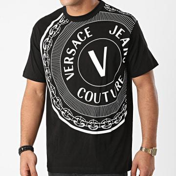Versace Jeans Couture - Tee Shirt 71GAHT19-CJ00T Noir