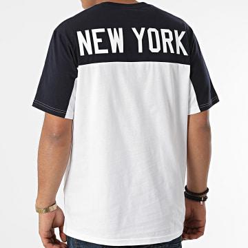 Champion - Tee Shirt New York Yankees 217005 Blanc
