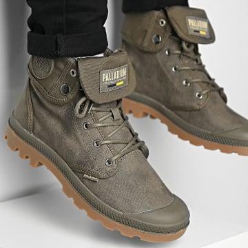 Palladium - Boots Pampa Baggy Wax 77213 Major Brown