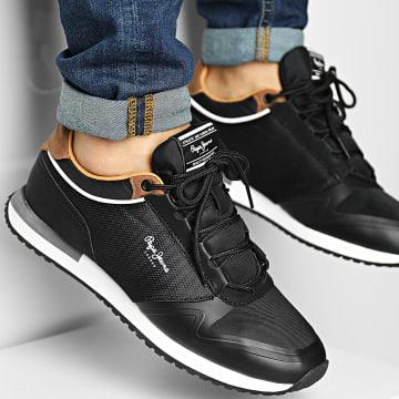 Pepe Jeans - Baskets Tour Urban PMS30775 Black