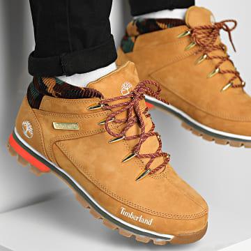 Timberland - Boots Euro Sprint Mid Hiker A2K82 Wheat Nubuck