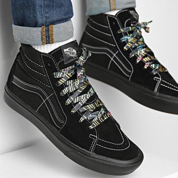 Vans - Baskets Comfycush Sk8 Hi WMB9LC Speed Lacer Black